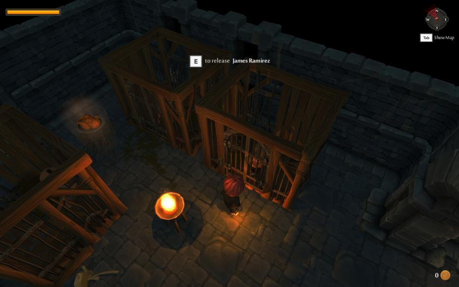 《小小地牢》游戏截图