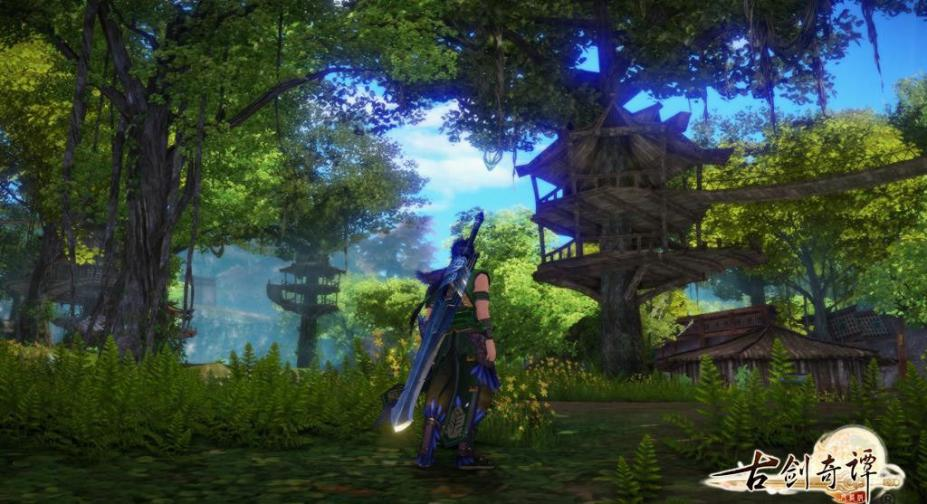 《古剑奇谭3》游戏截图