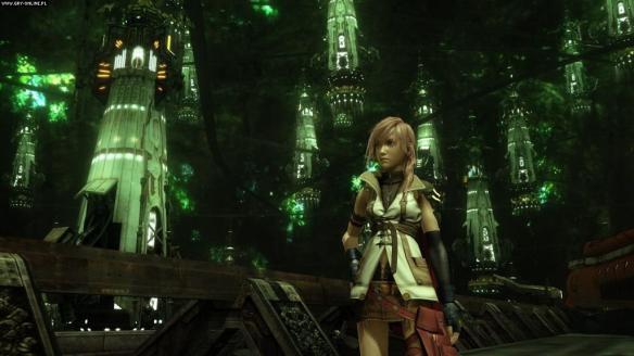 《最终幻想13》游戏截图-4
