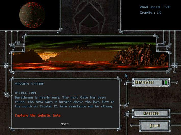 《横扫千军》游戏截图