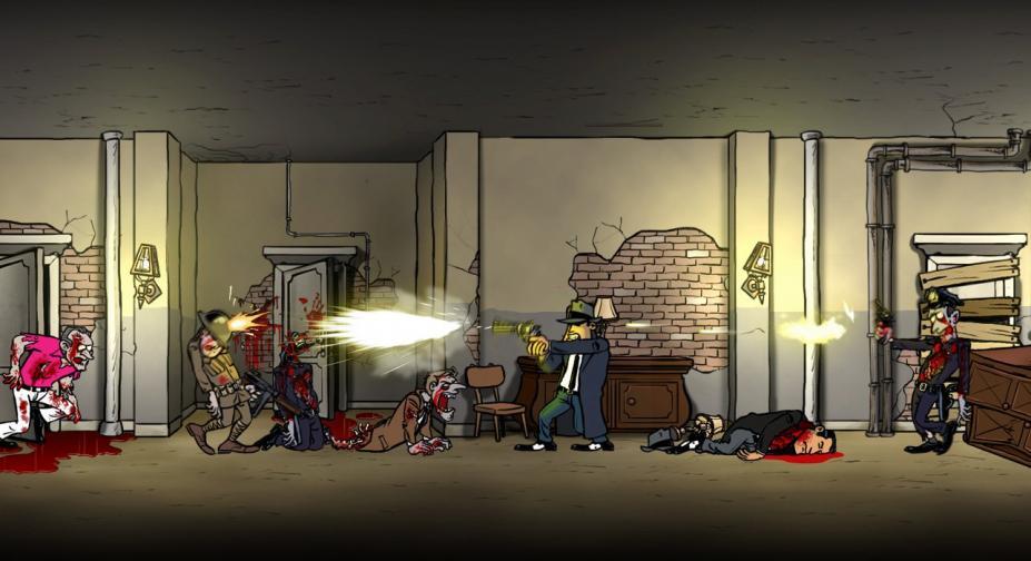《枪,血,意大利黑手党》游戏截图