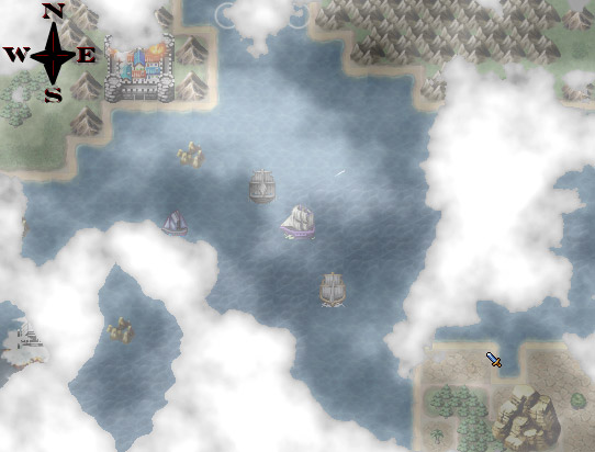 《交易帝国》游戏截图
