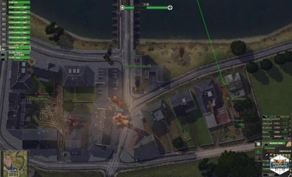 《近距离作战:雾中黑豹》游戏截图