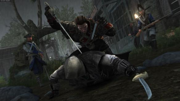 《刺客信条:叛变》游戏截图-4