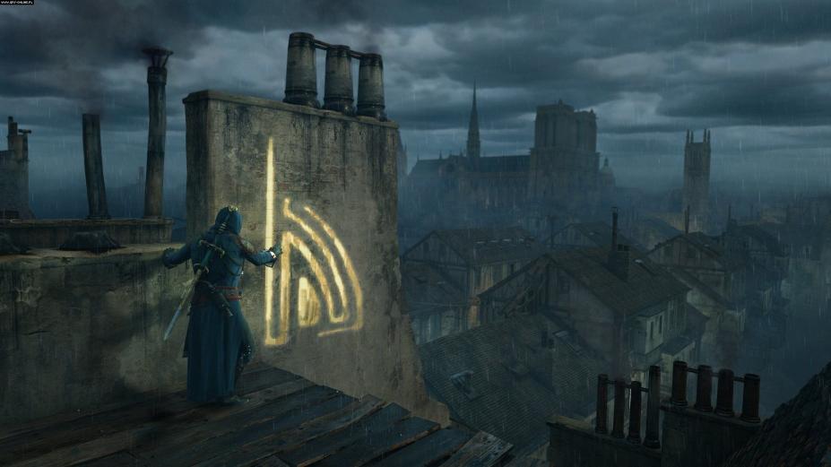 《刺客信条:大革命》游戏截图-4