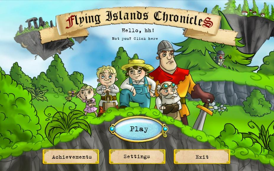 《飞岛编年史》游戏截图(1)