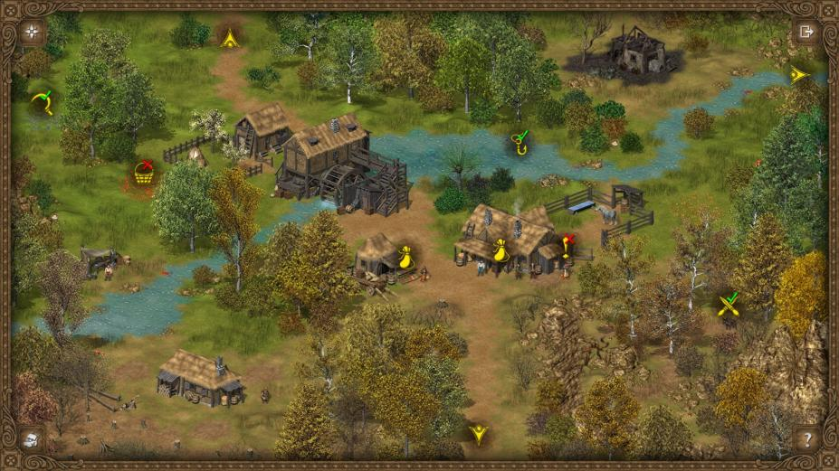 《王国英雄》游戏截图