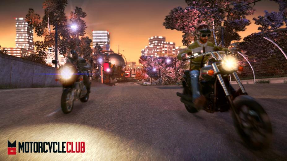 《摩托俱乐部》游戏截图