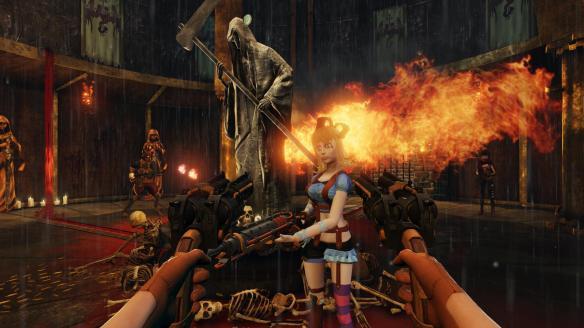 《寓言死灵》游戏截图