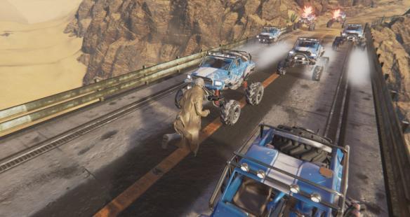 《意外狂奔》游戏截图