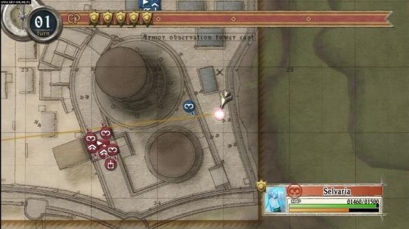 《战场女武神》游戏截图-4