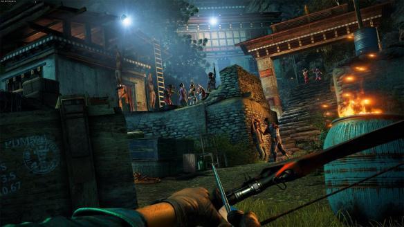 《孤岛惊魂4》游戏截图-5