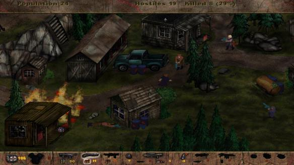 《喋血街头:回归》游戏截图