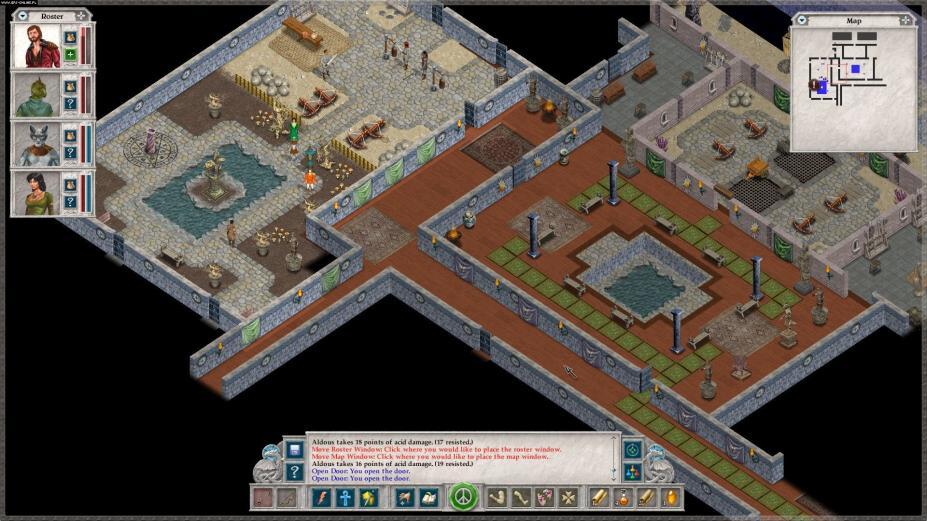 《阿佛纳姆2:水晶之魂》游戏截图