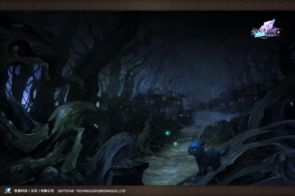 《仙剑奇侠传5:前传》官方宣传图二