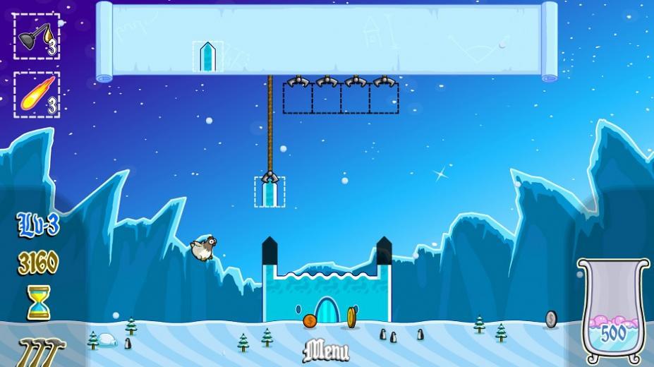 《建造城堡》游戏截图