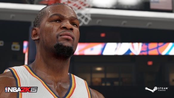 《NBA2K15》官方宣传图片