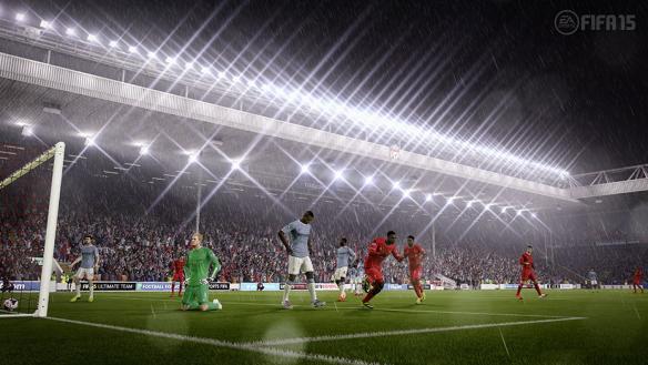 《FIFA15》官方宣传图片
