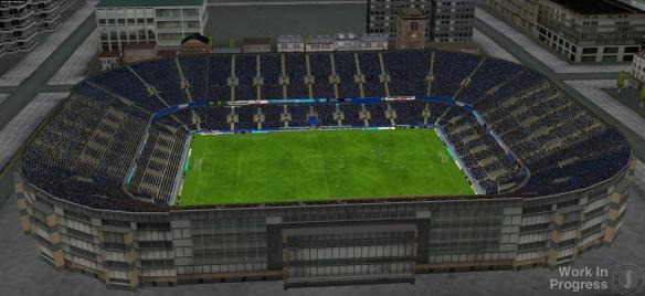 《足球经理2015》游戏截图