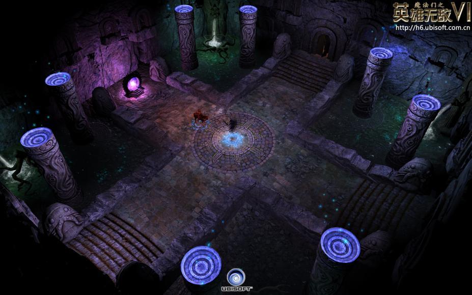 《魔法门之英雄无敌6》游戏截图(1)