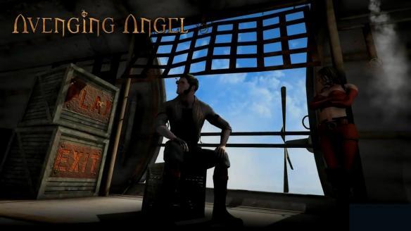 《复仇天使》游戏截图