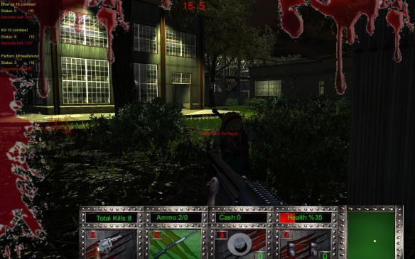 《屠宰场》游戏截图