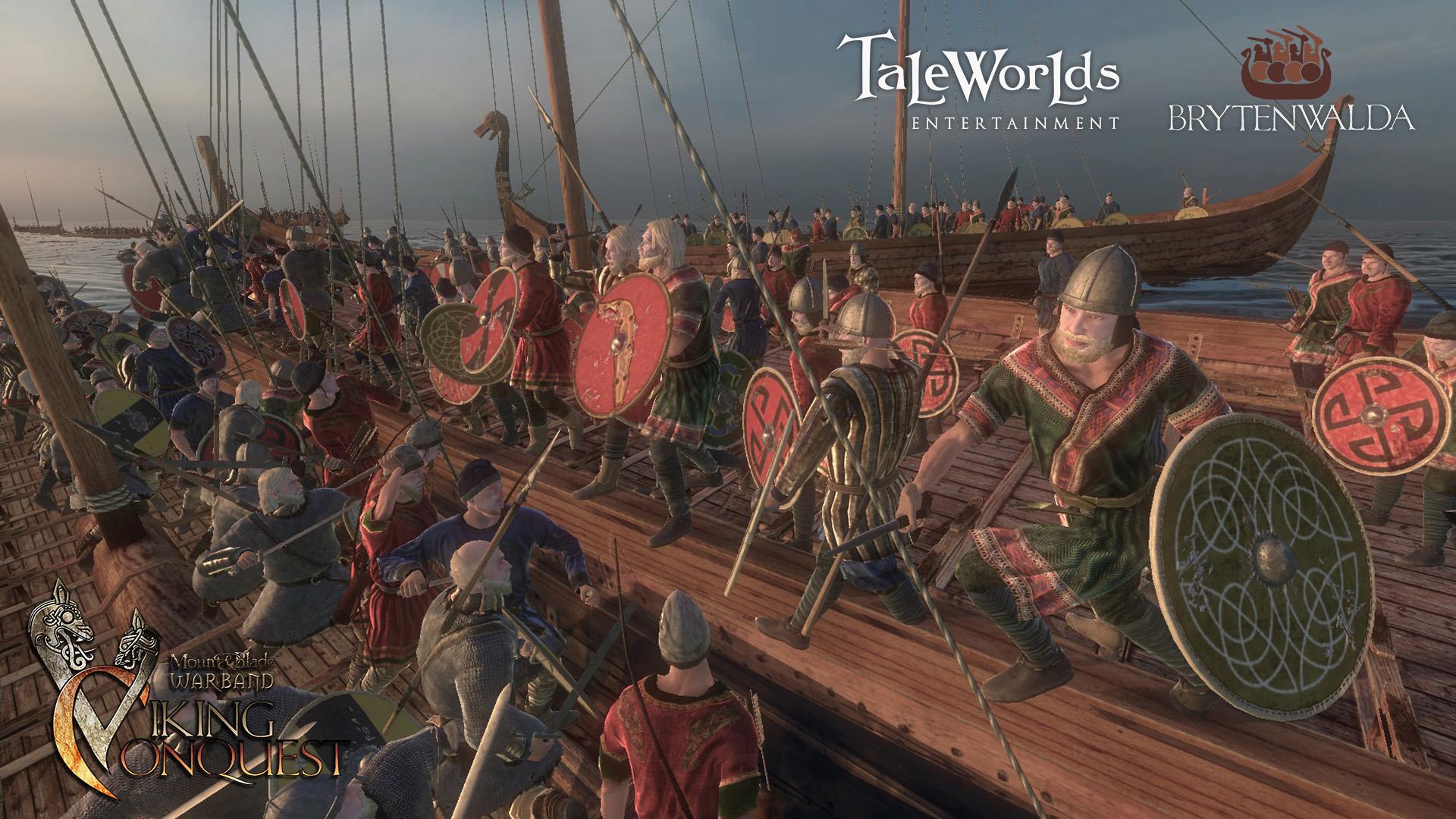 骑马与砍杀:战团-维京征服游戏图片欣赏