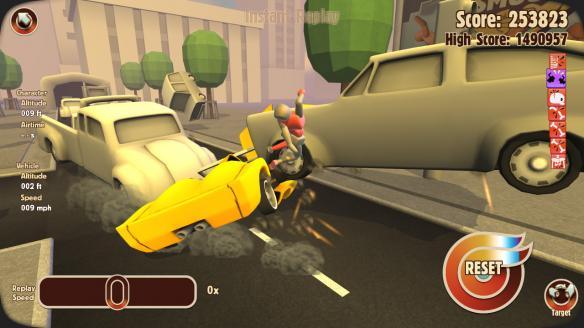 《车祸英雄》游戏截图1