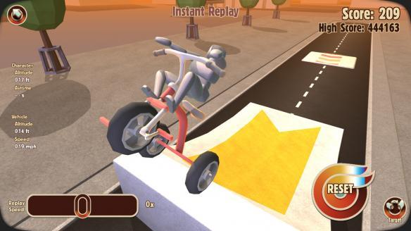 《车祸英雄》游戏截图2