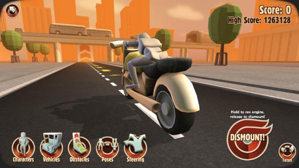 《车祸英雄》游戏截图4