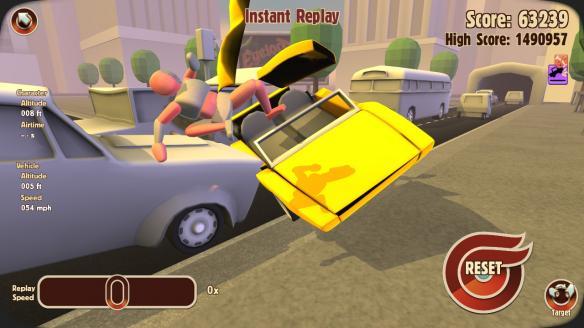 《车祸英雄》游戏截图5