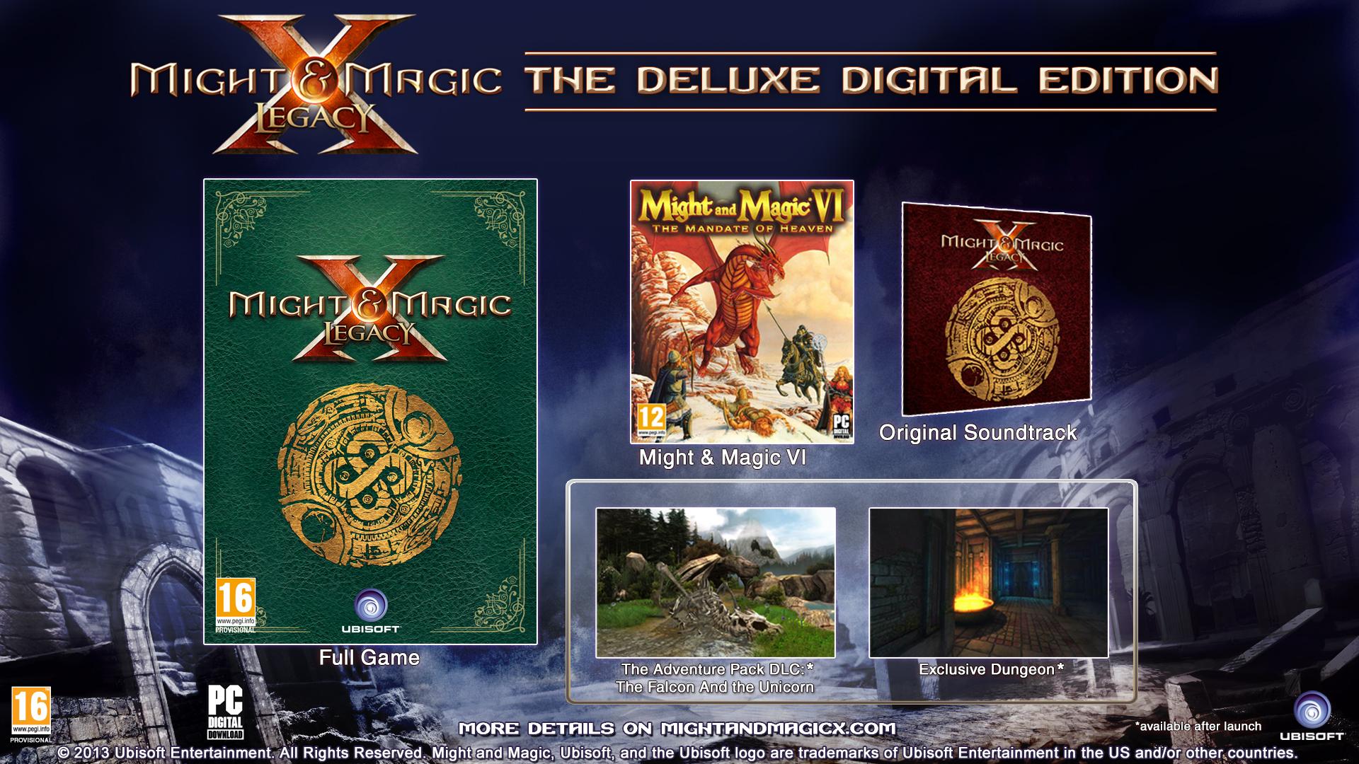 魔法门10:传承游戏图片欣赏