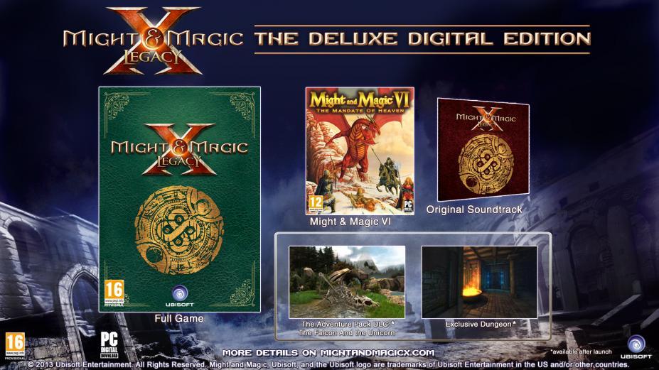 《魔法门10:传承》游戏截图(1)
