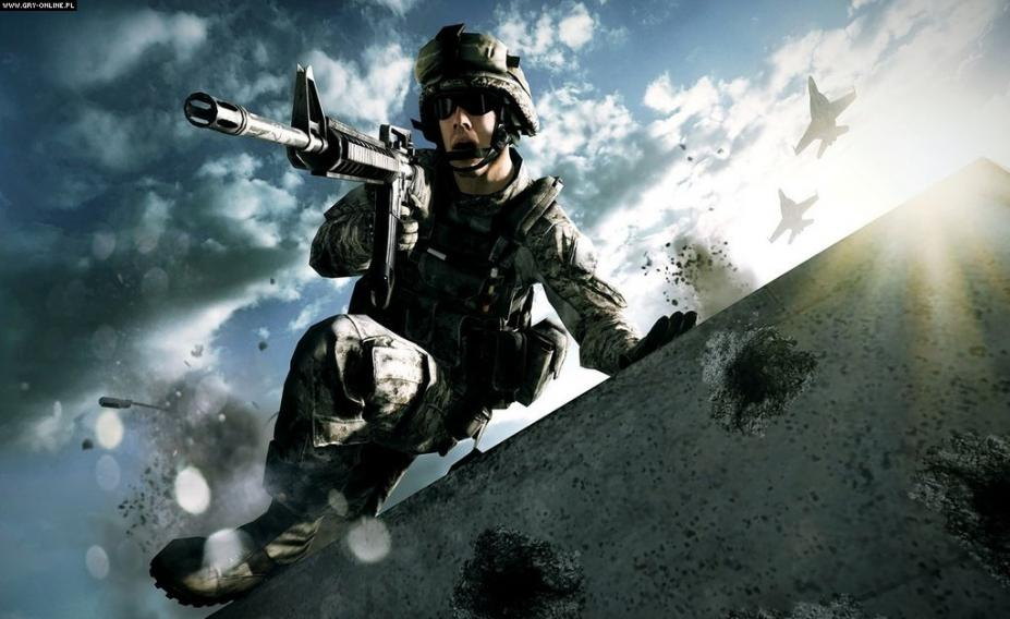 《战地3》游戏截图(1)