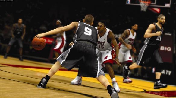 《NBA 2K14》游戏截图