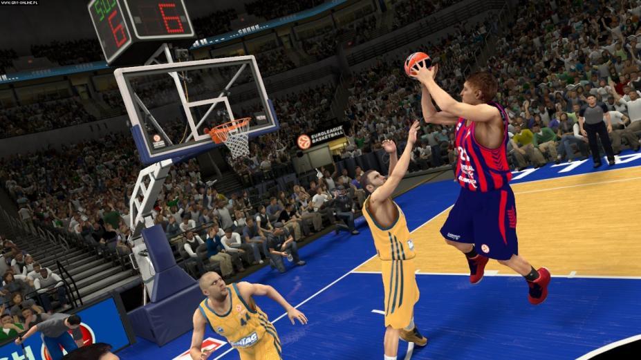 《NBA 2K14》游戏截图(1)