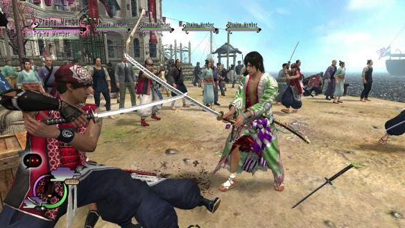 《侍道4》游戏截图