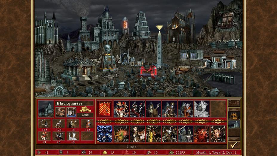 《魔法门之英雄无敌3高清版》高清截图(3)