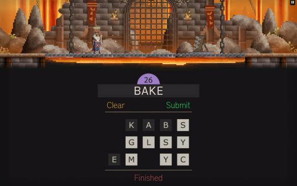 《恶魔之言》游戏截图