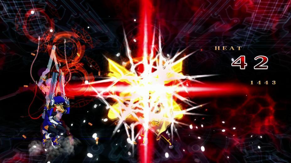 《苍翼默示录:连续变换-扩展版》游戏截图
