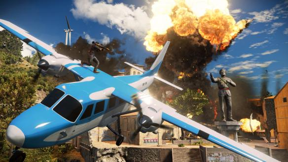 《正当防卫3》游戏截图2