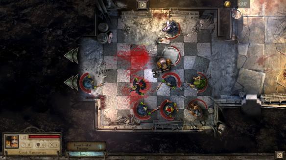 《战锤任务》游戏截图
