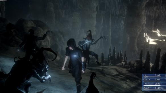 《最终幻想15》游戏截图