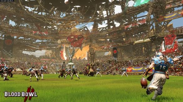 《怒火橄榄球2》游戏截图