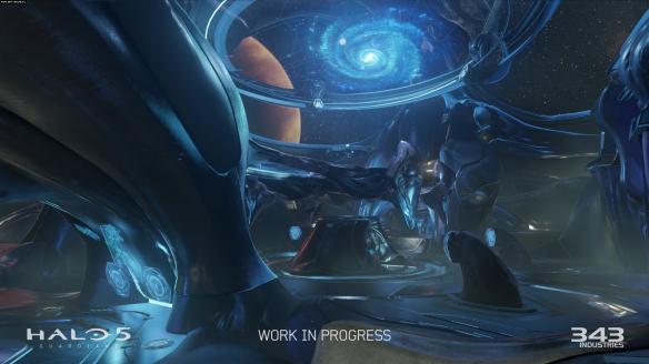 《光环5:守护者》游戏截图4