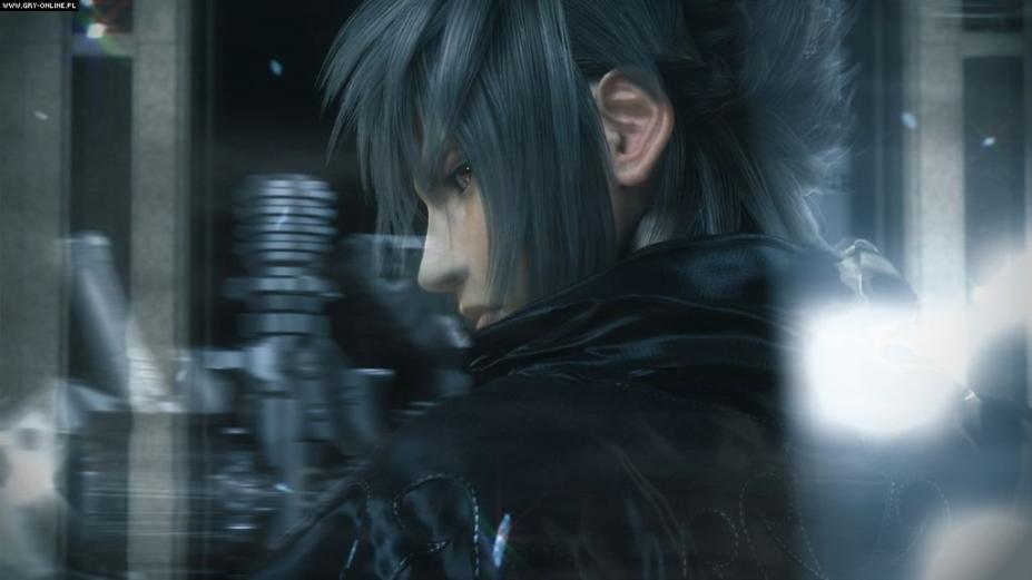 《最终幻想15》游戏截图(1)