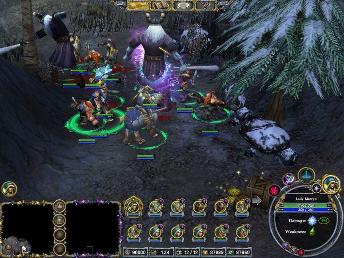《龙晶传奇》游戏截图(5)