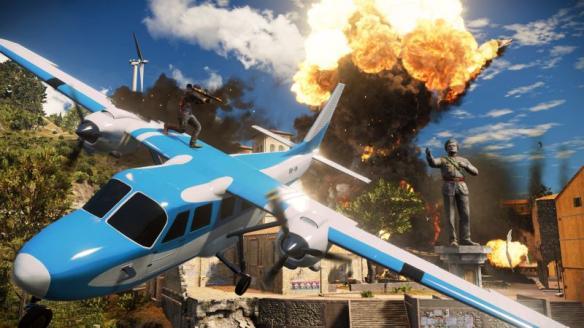 《正当防卫3》游戏截图