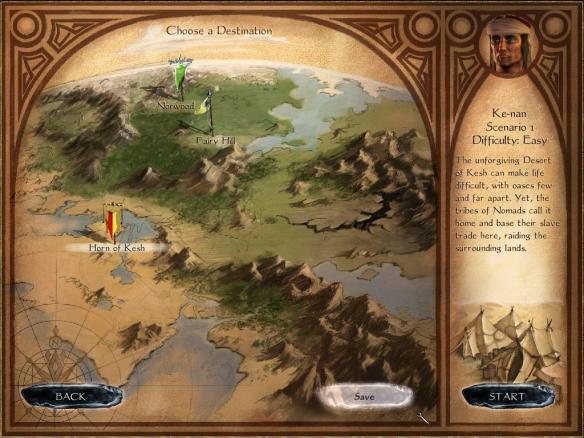 《奇迹时代之暗影魔法》游戏截图