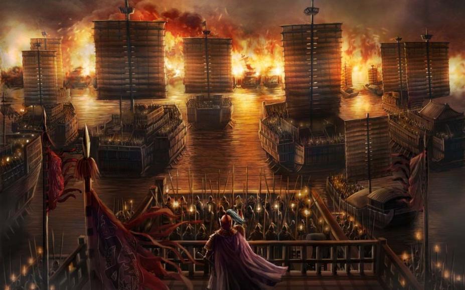 《三国志13》游戏截图(2)